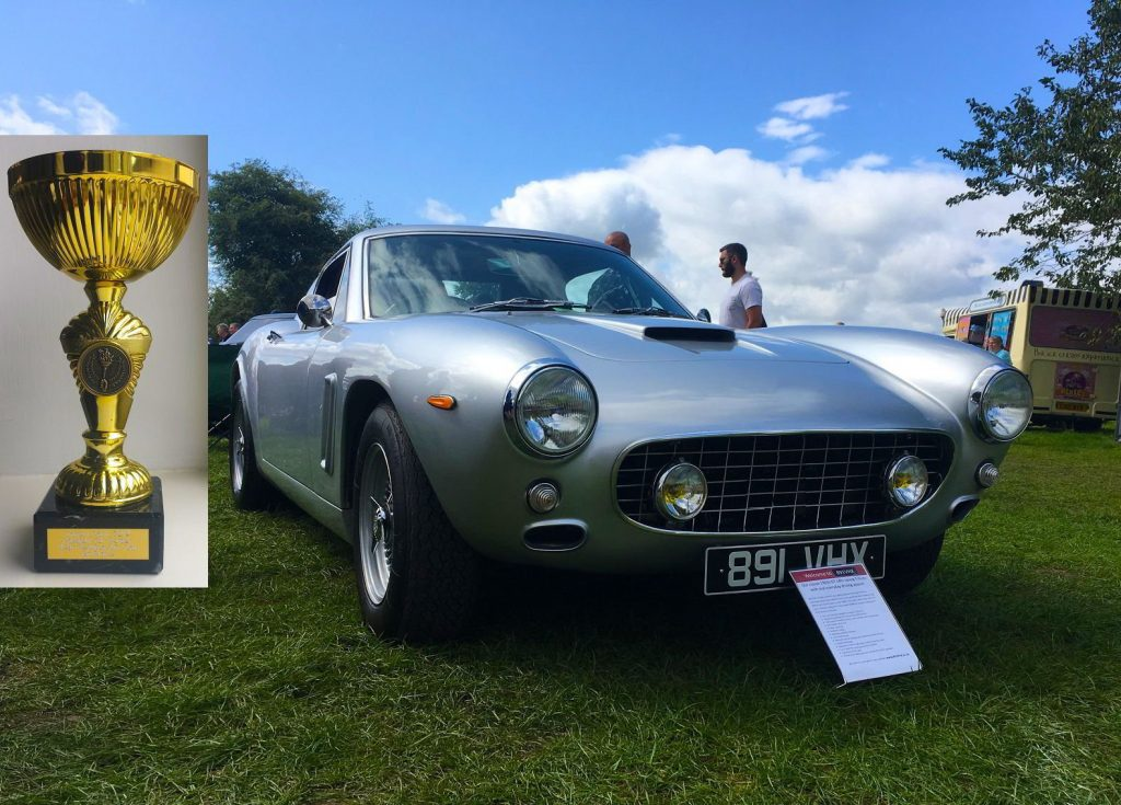 Passion For Power Tatton Park 2019 – 1st Prize – Best Replica